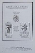 GRAF ZRINYI DER HELD VON SZIGET 1587 Baden bei Wien Reprint Druck art print