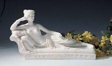 Paolina die Ruhende 32x20 cm Figur Statue by Faro Italien