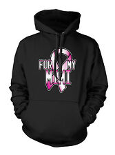 For My Mimi - Breast Cancer Ribbon Pink Hoodie Sweatshirt