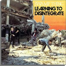 Swamp Thing - Learning to Disintegrate - New 1985 Punk/Garage LP Record!