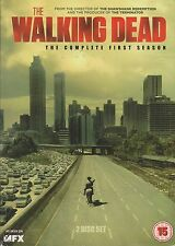 THE WALKING DEAD - Complete 1st Series. Andrew Lincoln (2xDVD SLIM BOX SET 2011)