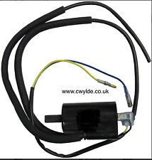 12v Twin Lead High Performance Ignition Coil Ideal For Wassell & Pazon Ignition