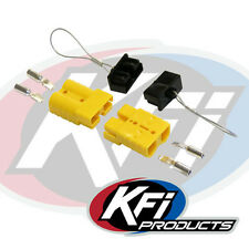 KFI Products ATV/UTV Winch Quick Connect Disconnect Ends - QC-ENDS