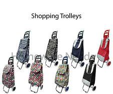 Soft Lightweight 40-60L Luggage Trolleys