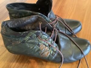 Django & Juliette Pre Owned ladies leather ankle boot size 41