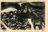 AK Lübeck, Dom, Fliegeraufnahme, 1923, 18/06