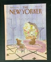 COVER ONLY ~ The New Yorker Magazine, April 24, 1989 ~ James Stevenson
