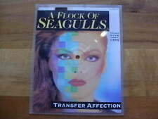 PICTURE DISC 1983 FLOCK OF SEAGULLS>TRANSFER AFFECTION 45rpm vinyl 7ins single