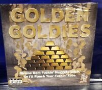 Insane Clown Posse - The Golden Goldies CD SEALED psychopathic records rydas icp