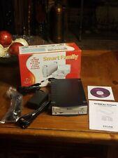 """EXTERNAL burner smart family 5.25"""" dvd-rom cd-rom cd-rw box"""