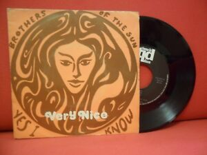 VERY NICE Brothers Of The Sun 7/45 NMINT RARE '76 PORTUGAL ACID PROG ROCK