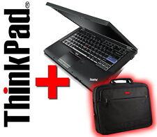 Lenovo ThinkPad X230 ★ IPS DISPLAY 12.5Zoll 2.6GHz 320GB 8GB 3gUMTS Win10 Tasche