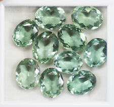Amazing Offer 97.80 Ct EGL Certified Green Amethyst Gemstone Lot For Sale