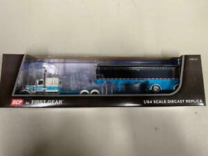 "DCP 60-0827 ""STS Transit"" Peterbilt 389 1:64 Die-cast Promotions First Gear"