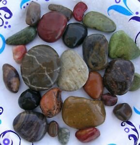 Agate & Jasper river rock from Colorado River - Lapidary Supplies