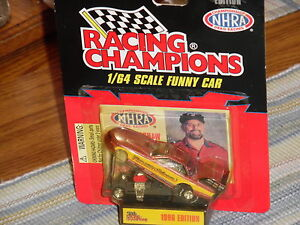 NHRA FC & TF-1/64 diecast-You pick 1 of 5 cars- $5.25 EACH CAR!!