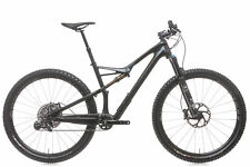 2017 Specialized Camber Pro Carbon 29 Mountain Bike Large SRAM X01 Eagle Fox