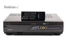 Panasonic NV-D80 - VHS-Videorecorder mit FB ++ gewartet, 1 Jahr Garantie ++