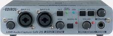 Edirol Roland UA-25 USB Audio MIDI Interface (uk delivery only)