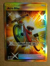 Acro Bike 178/168 Celestial Storm - Secret Rare Pokemon Card Near Mint