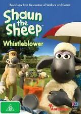 PRE OWNED SHAUN THE SHEEP WHISTLEBLOWER DVD COMEDY ANIMATION FAMILY CHILDREN