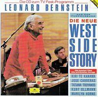 LEONARD BERNSTEIN : WEST SIDE STORY / CD