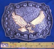 Gold Eagle Metel hebilla de cinturón de Golden Eagle Nueva Sin Uso Sin Usar