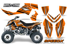 POLARIS OUTLAW 450 500 525 2006-2008 GRAPHICS KIT CREATORX DECALS SPEEDX BO