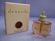 DESNUDA UNGARO 0.17 FL oz / 5 ML Eau De Parfum Mini New In Box