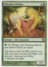 Flautista elfica/Elvish Piper | nm | 9th Edition | ger | Magic mtg
