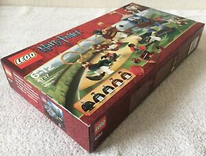LEGO Harry Potter Quidditch Match (4737) - Brand New & Sealed !