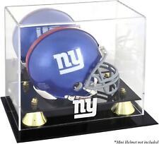 New York Giants Mini Helmet Display Case - Fanatics