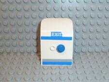 LEGO® City Passagier Flugzeug Tür weiss 2 x 4 x 6 Jet 7893 54097 Exit #202