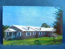 Postcard SC Tamassee Allene Wilson Groves Cottage for Little Girls DAR School