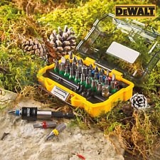 DeWalt XMS17BITSET 32 piece Screwdriver bit box set 1/4 pz ph slot torx pin torx