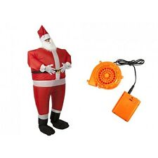 Christmas Suit PVC Unisex Fancy Dress