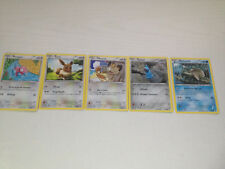lot de 5 carte pokemon XY - Origines Antiques