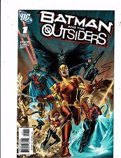 Lot of 5 Batman and the Outsiders DC Comic Books #1 2 3 4 7 KS5