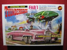 Imai Thunderbirds Fab 1 Lady Penelope Car Plastic Model Kit Japan Gerry Anderson