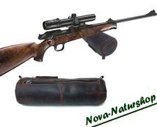 Gewehrauflage, Schusskissen Leder,  Jagd, Schießsport