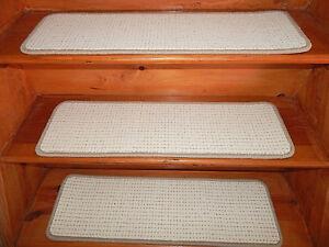 13  Step 9''x 30'' + 1 Landing  30'' x 30''  Tufted carpet Wool Woven  .