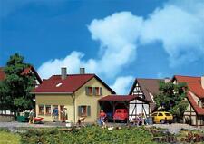 Faller 131224 H0 Siedlerhaus mit Anbau #NEU in OVP##