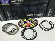 75MM Hastings Racing Pistons Rings Integra Civic CRX D15 D16 ZC JDM