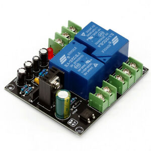 Assembled UPC1237 2.0 Two Channel Speaker Protection Board For Hifi Amplifier