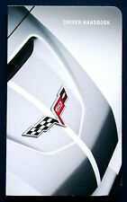 Driver Handbook / Manual 2013 Chevrolet Corvette  (USA)