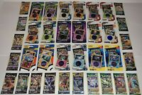 Lot of 36 Assorted / Authentic Pokemon Card Items / NEW & SEALED / 36 Packs PLUS