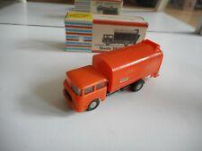 VEB Prefo Skoda Garbage Truck in Orange in Box