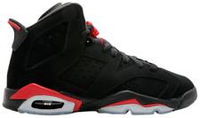 Nike AIR JORDAN 6 RETRO  | HIGH in schwarz Gr. 42 (US 8,5) aus den USA 384664