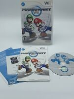 Mario Kart Wii - Complete CIB Nintendo Video Game - Tested & Working - Free 🚛