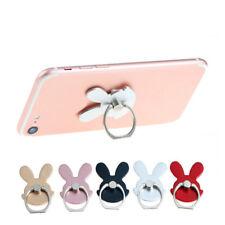 Rabbit Holder Animal 360° Ring Stand Finger Bracket For-Smart Phone Mobile Phone